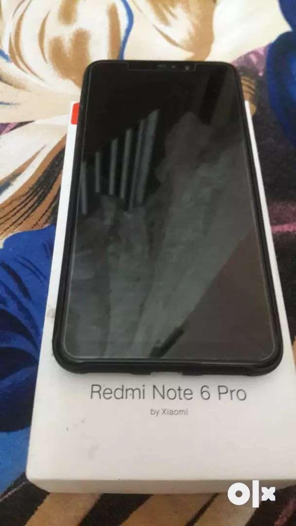 Mi Note 6 Pro 10 Months Used 4GB Ram 64GB Internal. 0