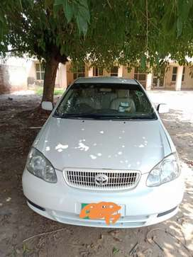 Get Toyota 2 D 2004 on Easy Installments