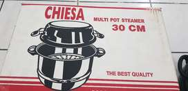 Chiesa Multi Pot Steamer 30cm