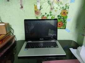Assus laptop chromebook