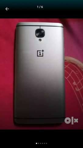 One plus 3 better condition fix price