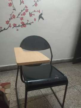 Students Chair with hand rest at lowest price