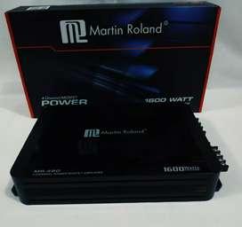 Power Martin Roland MR-480 - Brand USA [ 4 CH ] Dinasti audio Bogor