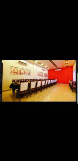 Rental Running veg Resto is available in camp area.