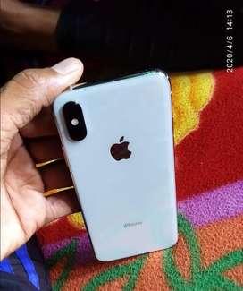 I phone xs 64 gb white colour