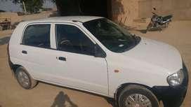 Alto lxi car for selling in Sri Ganganagar