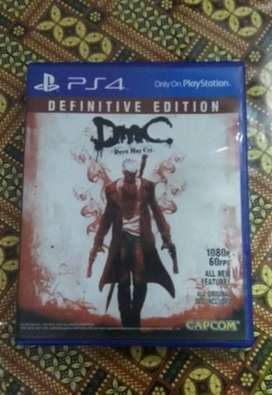 BD PS4 DMC Definitive edition