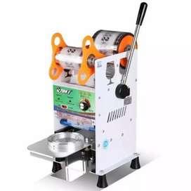 Mesin Cup Sealer Press Manual Sealing Machine Eton ET-D1