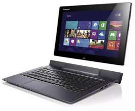 Lenovo Helix 3rd Gen Core i5 touch screen 4gb 128gb SSD Lighting Fast