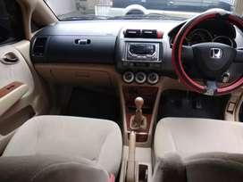 Honda city 2008 manual Murah