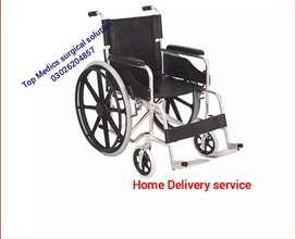 Wheel Chair imported & Local Disable person items & patients BEDS