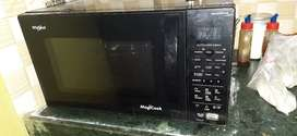 Good condition and new model