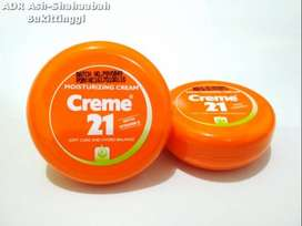 creme 21 c21 moisturizing creme with vitamin e (soft) 50 ml german jer