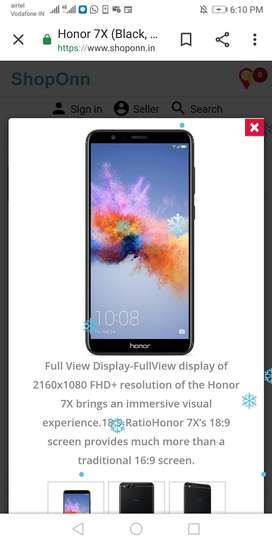 Honor 7x, i want sell my phon