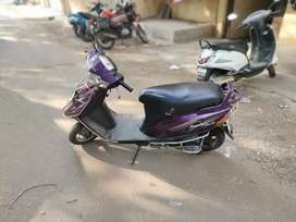 Scooty Teenz well condition