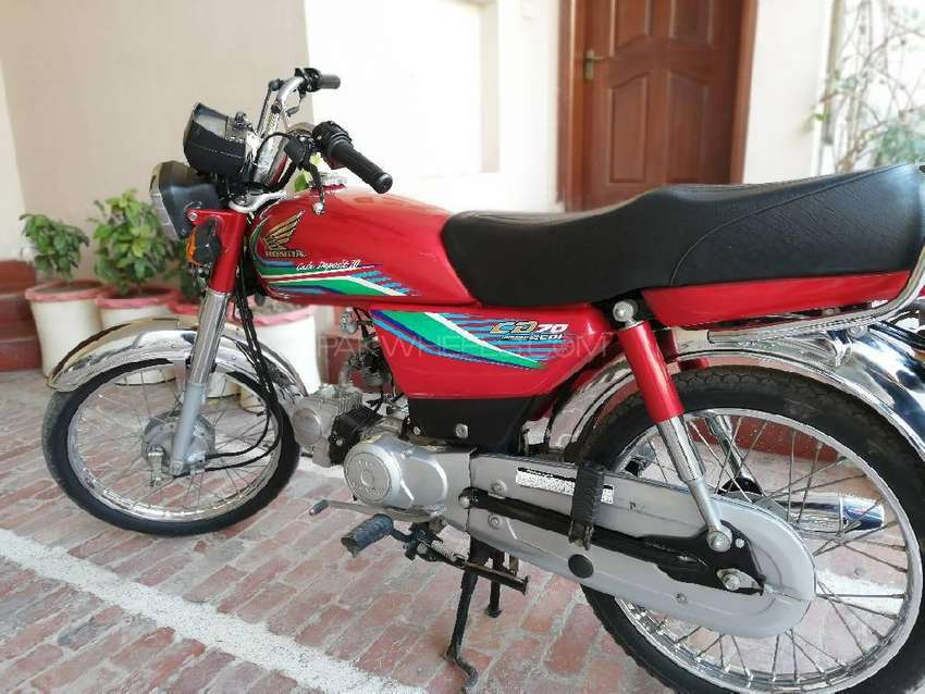 HONDA CD 70 IN 47thusnd in good condction 0