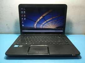 Toshiba C800 Slim dan Ringan