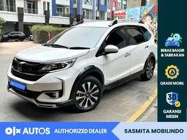 [OLXAutos] Honda BRV 1.5 Bensin A/T 2020 Putih #Sasmita