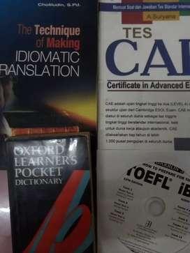 Paket Buku Keahlian Bahasa Inggris Persiapan Studi