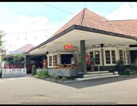 RUMAH SAYAP RIAU BANDUNG COCOK UTK CAFE KANTOR ATAU BANK