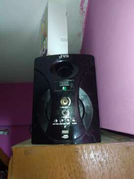 Speaker of jvs