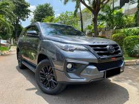 Toyota all new Fortuner 2019 2.4 TRD Sportivo