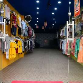 A Clothing Store For Gents, Ladies and Kids.