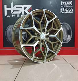 hsr new MYTH01 R17 H8x100/114.3 bronze lips