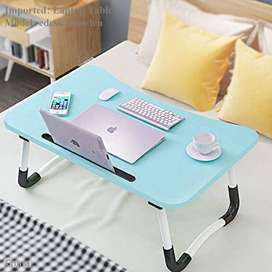 Laptop Table for bed, Save water and tell others to do so