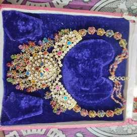 Party wear Jewellery set