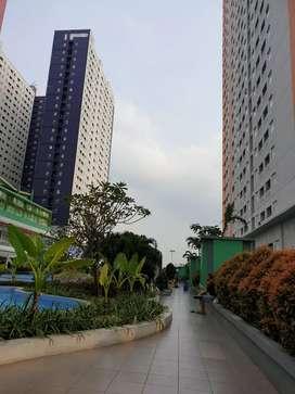 Dijual Cepat Apartemen Green Pramuka 2BR sudah komplit interior