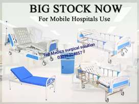 2 Function & 3 Function manual Hospital bed
