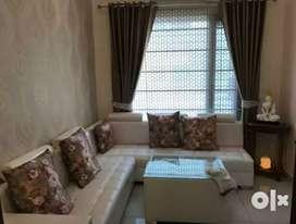 Luxury 3bhk Fully furnished flat in Zirakpur