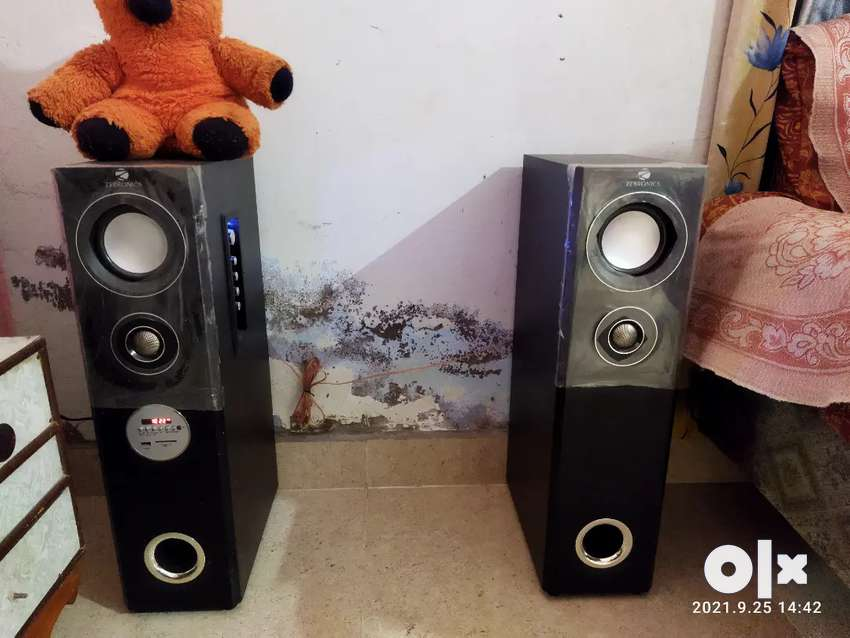 Zebronic zeb 7500 tower speaker 4 month old