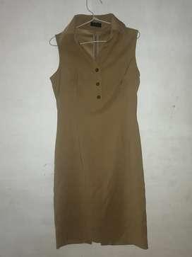Dress semi casual simple