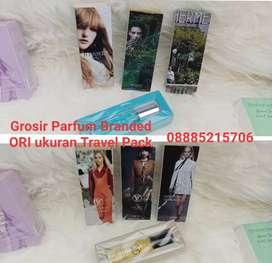 Grosir Parfum Branded LV Hermes ORI Travel Pack