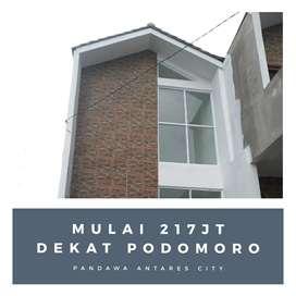 Dijual Rumah 1 Lantai di Buah Batu 217JT