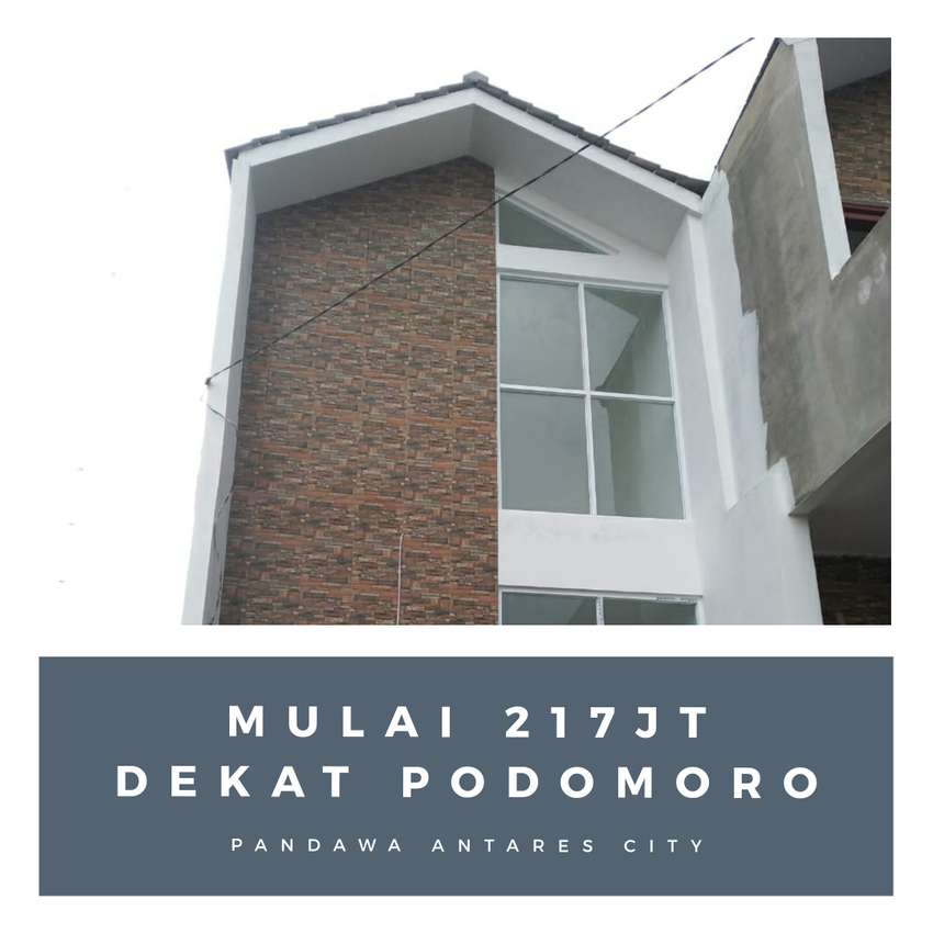 Dijual Rumah 1 Lantai di Buah Batu 217JT 0