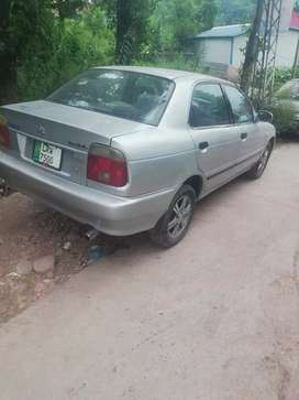 Suzuki baleno for sale and exchange with xli, mehran, cults