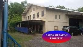 Gudang LT 3137 m² Jl Raya Bangak Sambi Banyudono Boyolali (Siap Pakai)