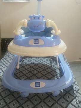 Baby walker for sale. Brand new condition.  Only 2 month old