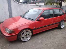 Honda Civic Nouva Sport 2 Pintu