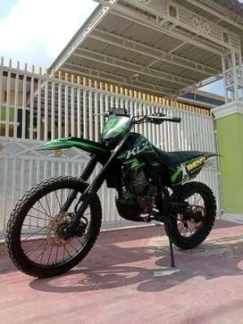 Kawasaki KLX 2011