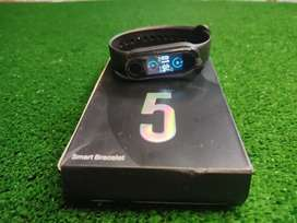 M5 Smart Band New with Magnet Charging