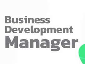 Wanted Female business development manager
