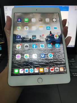 Ipad Mini 4 32 GB Wifi + Cell Nego