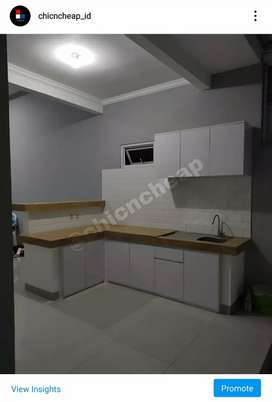 Kitchen Set Hemat