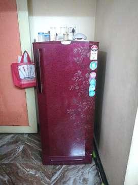 Godrej edge Pro 5 star refrigerator