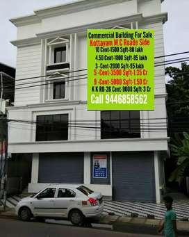Kottayam K K Rode 4 Cent 2000 Sqrt 1.40 Cr