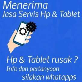 SERVIS HP IPHONE & ANDROID